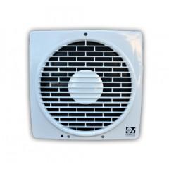 Fensterventilator 230/9 AR-Q 25W / 450cbm/h - 38,2 dB