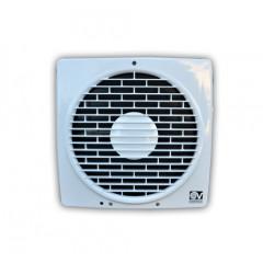 Wandventilator 150/6 ARI-Q 26W / 220cbm/h - 38,2 dB