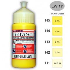 Echt-Gelb LW17 HR, 250ml