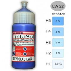 Oxydblau LW22 HR, 250ml
