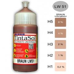 Braun LW51, 250ml