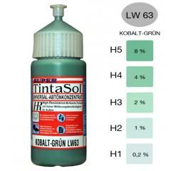 Kobalt-Grün LW63 HR, 250ml