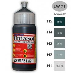 Schwarz LW71, 250ml