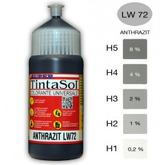 Anthrazit LW72, 250ml