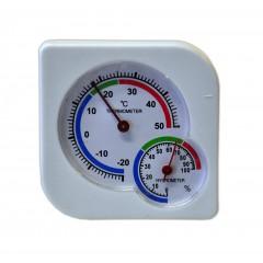 Thermo-Hygrometer, analog